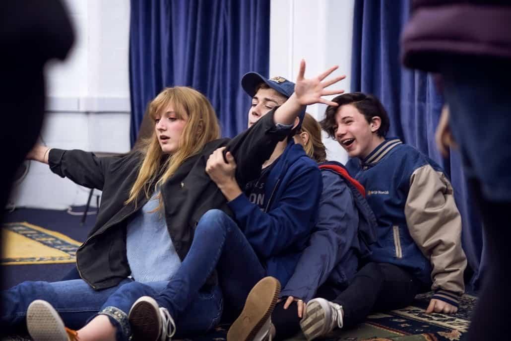 Urban Young Actors Drama Workshop